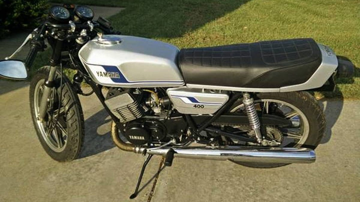 For $3,250, Give This 1978 Yamaha RD400 A Stroke Or Two