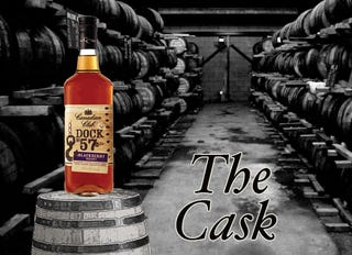 Illustration for article titled The Cask - Canadian Club Dock 57