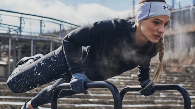 Stock Up On Gear to Keep You Warm, Save 25% On Orders Of $100 or More at UA Outlet
