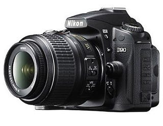 Illustration for article titled First Official Nikon D90 Images and Specs Leak