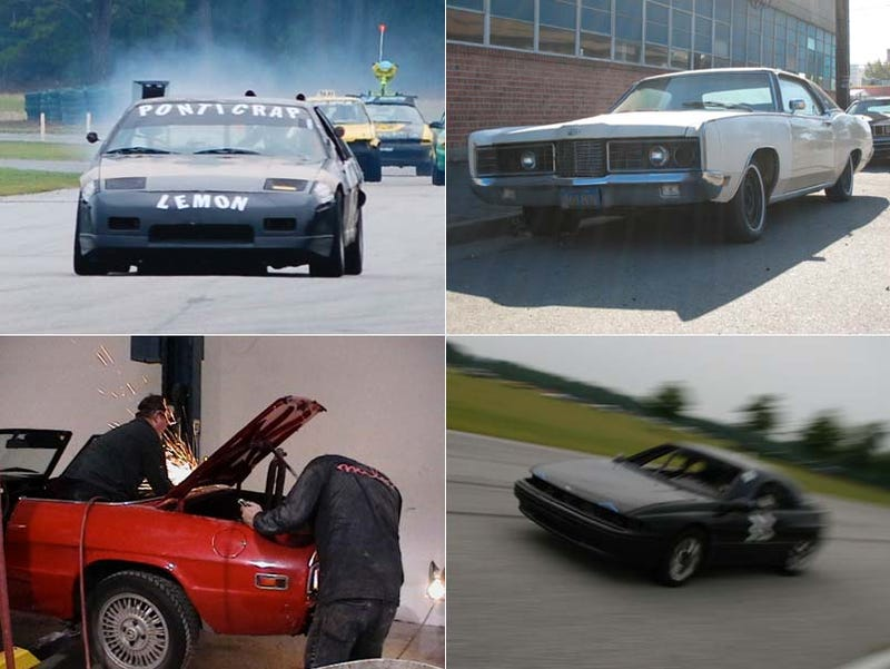 Illustration for article titled Guess The 24 Hours Of LeMons South Laps, Win Fabulous Prizes!