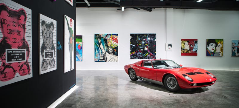 The Lamborghini Miura Is One Of Most Valuable Iconic And Well Preserved Cars In History They Are Owned By Rock Stars Not Forgotten