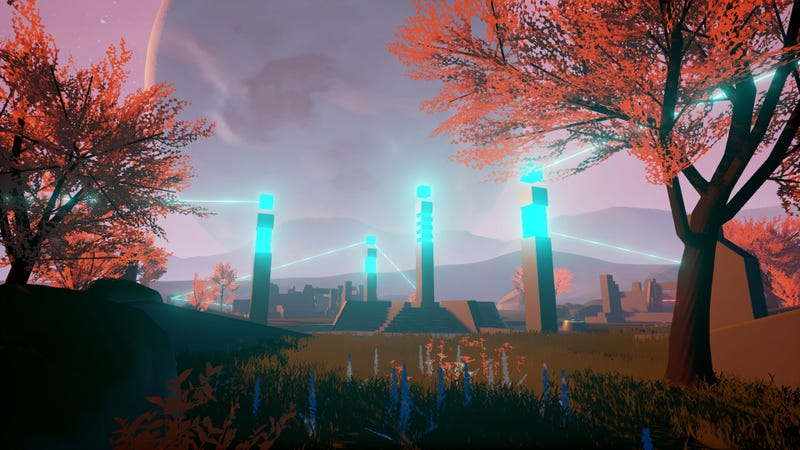 Illustration for article titled Epitasis Looks Like One Of Tycho's Songs Reimagined In Unreal Engine 4