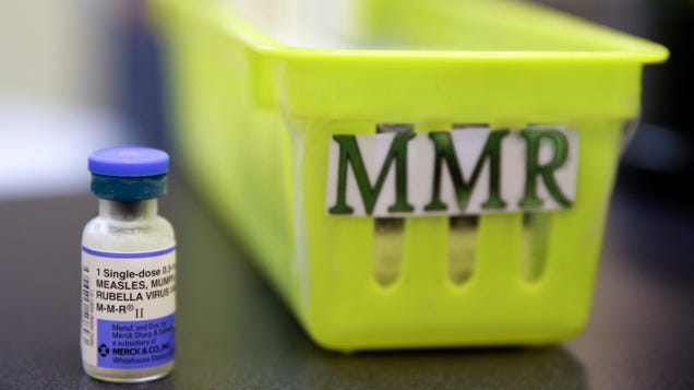 CDC Says Measles Cases in U.S. Have Now Reached Over 1,000 So Far in 2019