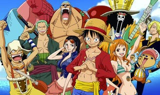Illustration for article titled One Piece Deemed Offensive in South Korea, Exhibit Cancelled [Update]