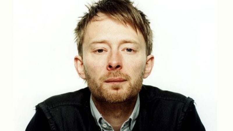 Illustration for article titled Listen to a new mixtape of unfinished Thom Yorke material