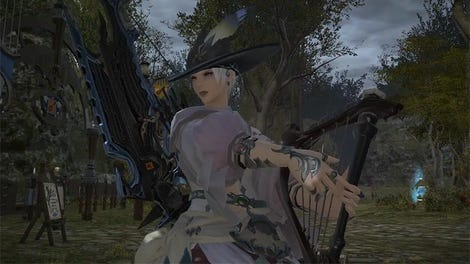 Final Fantasy XIV Bards Are Making Beautiful Music