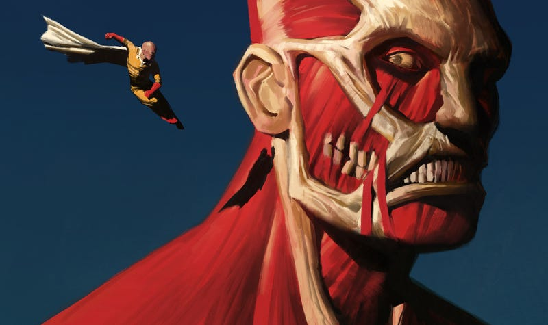 Illustration for article titled One Punch