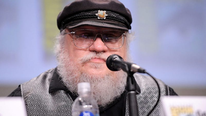 George RR Martin's Wild Cards heading to the small screen