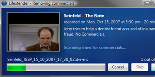 Illustration for article titled Automatically Remove Ads from Recorded TV with Lifextender