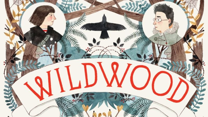 Illustration for article titled Colin Meloy's Wildwood to become animated photoplay for cinematograph