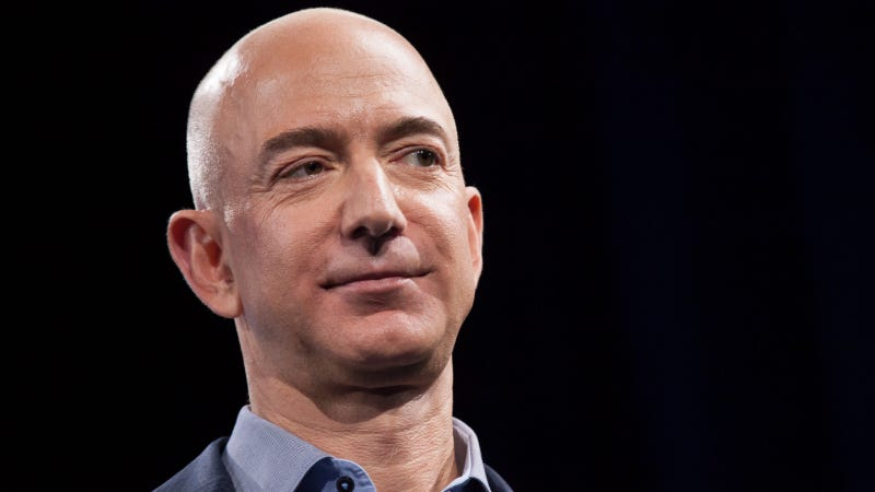 Illustration for article titled 6,000 Amazon Employees, Including a VP and Directors, Are Now Calling on Jeff Bezos to Stop Automating Oil Extraction