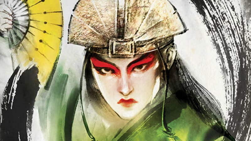 A Budding Badass Finds Her Footing in This Excerpt From Avatar, The Last Airbender: The Rise of Kyoshi