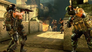 Illustration for article titled Army Of Two: The 40th Day Team Tease Multiplayer Early, Annoy PR Folks