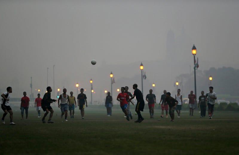 Illustration for article titled Hay un lugar en el mundo aún más contaminado que Pekín: Nueva Delhi