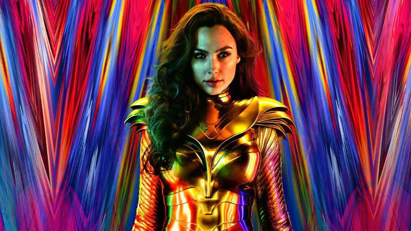 Oh, snap, Wonder Woman is back.