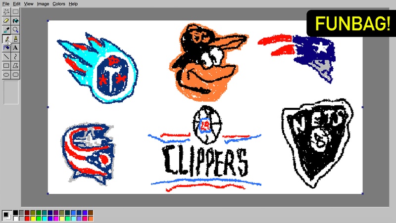 Illustration for article titled Who Has The Worst Logo In Sports?