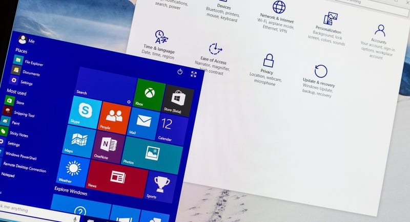 Cómo desactivar los molestos anuncios publicitarios del menú de inicio en Windows 10. A mediados del