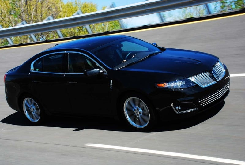 Illustration for article titled 2010 Lincoln MKS EcoBoost: First Drive