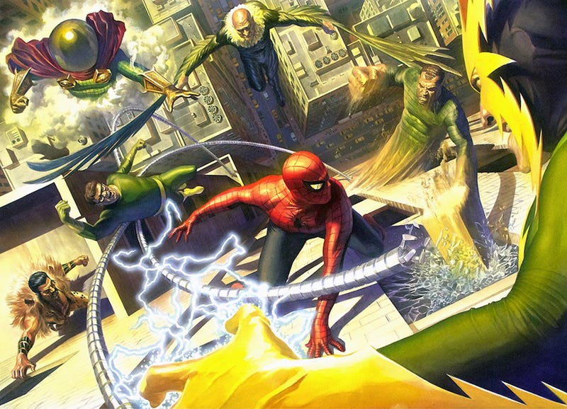 Illustration for article titled The Sinister Six Spider-Man Spin-Off Movie Already Has Its Director