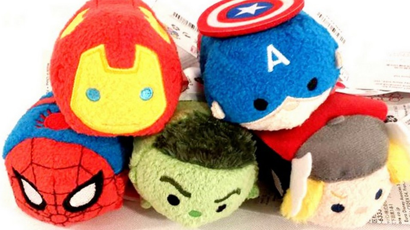 Illustration for article titled These Insanely Adorable Marvel Plushes Are Earth's Squishiest Heroes