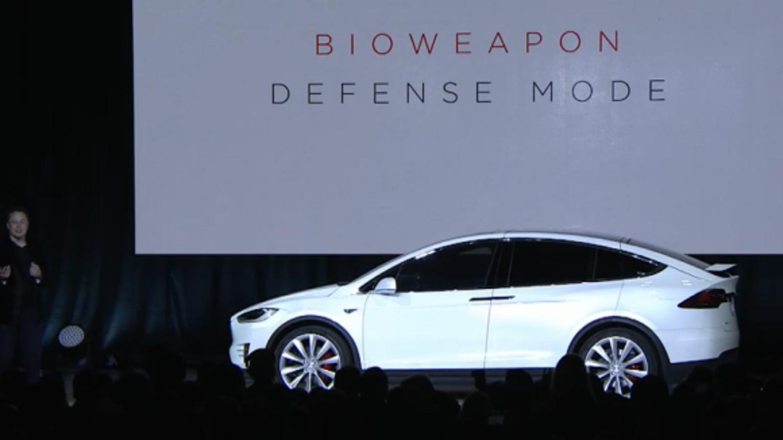 Bioweapon Experts Arent Buying The Tesla Model Xs Bioweapon