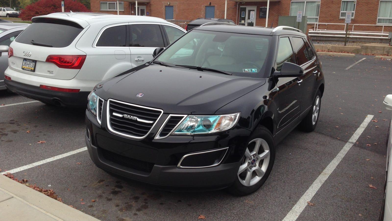 Unintentionally Rare 2011 Saab 9 4x