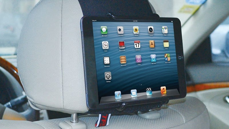 TFY Universal Headrest Mount, $17 with code TABLETBK