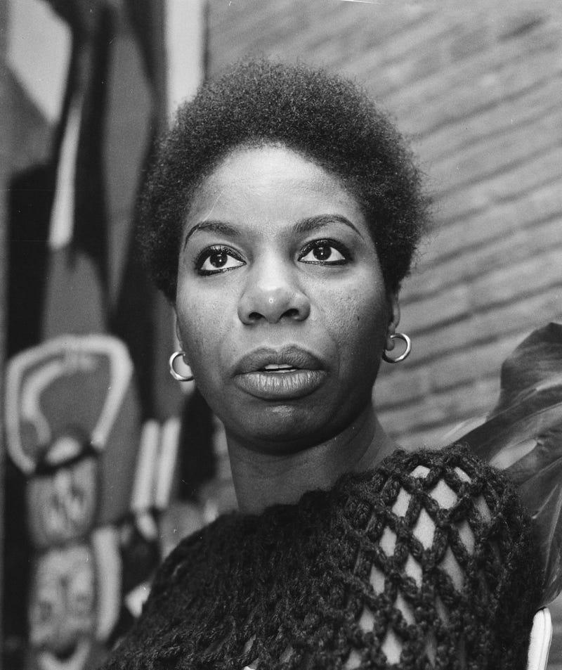 Nina Simone in 1965Wikimedia Commons