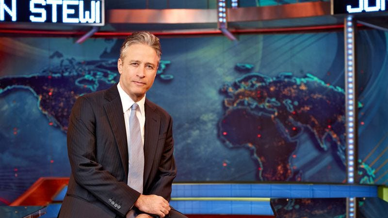 Illustration for article titled If Jon Stewart taught us anything, it's that objectivity needs to die
