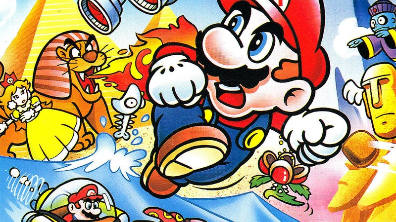 Illustration for article titled $5 Mario Game Sounds Worth The Investment