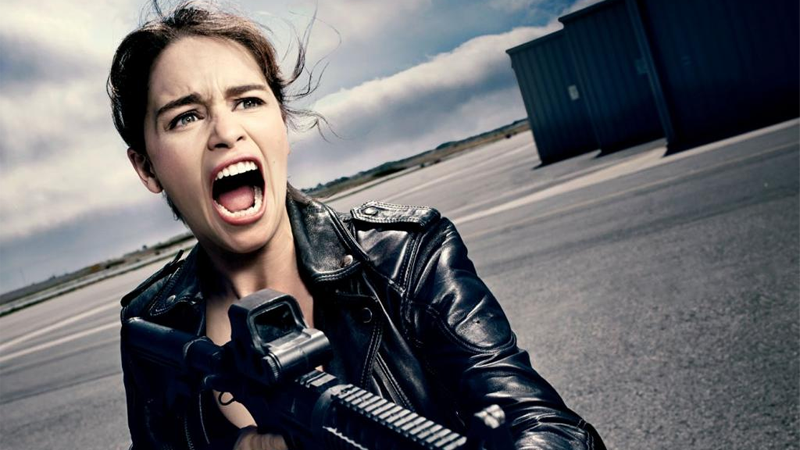 Illustration for article titled Emilia Clarke Will Not Be Returning for Any Future Terminator Movies