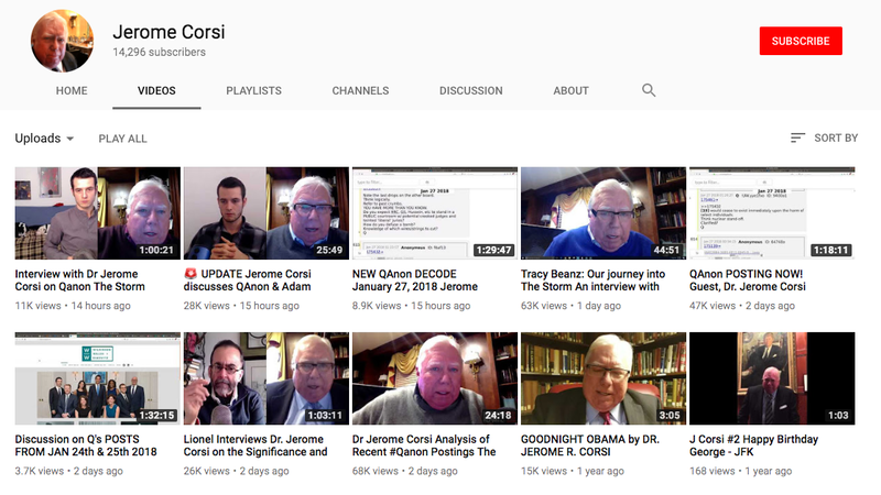 Illustration for article titled YouTube Terminates Account of InfoWars Bureau Chief [Updated]