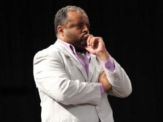 CNN political analyst Roland Martin (Jason Kempin/Getty Images)