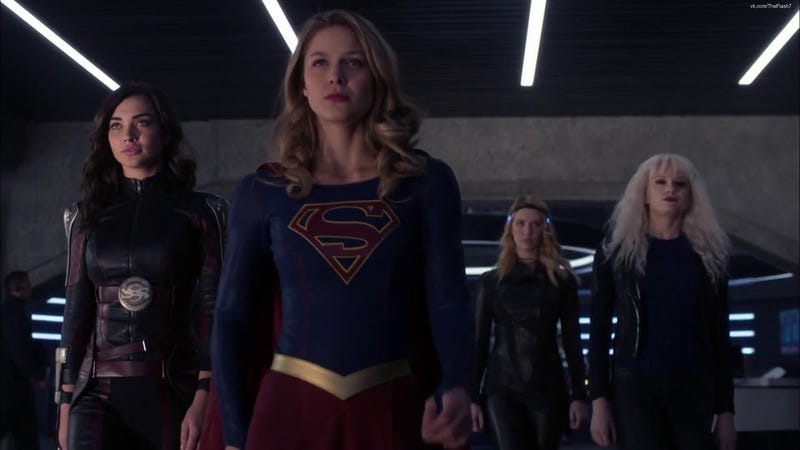 """Illustration for article titled Supergirl 3x11 - """"Fort Rozz"""" Reaction Thread"""