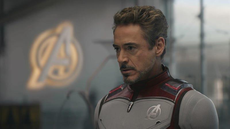 Robert Downey Jr. interpreta a Tony Stark en Avengers: Endgame.