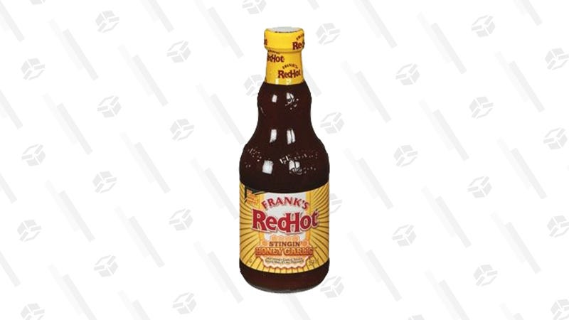 Frank's RedHot Stingin' Honey Garlic Sauce | $7 | Amazon | Clip the 25% off coupon