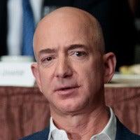 Jeff BezosAmazon.com Founder And CEO