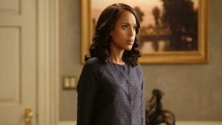 Olivia (Kerry Washington), it's your world—we're just trying to survive in it.Nicole Wilder/ABC