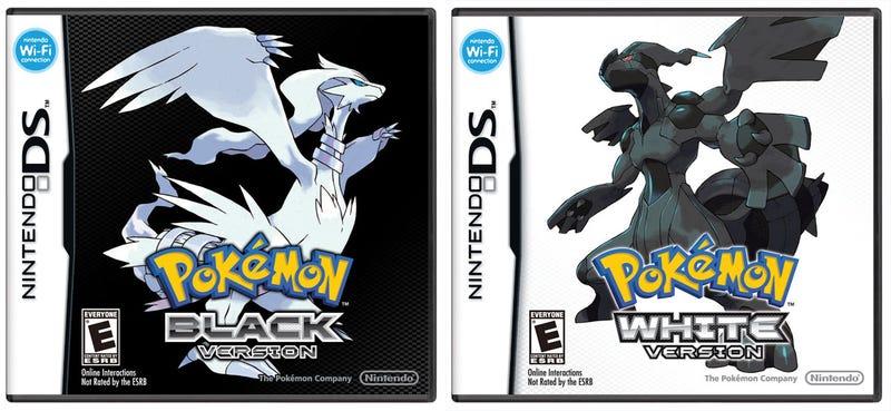 pokemon white pokemon