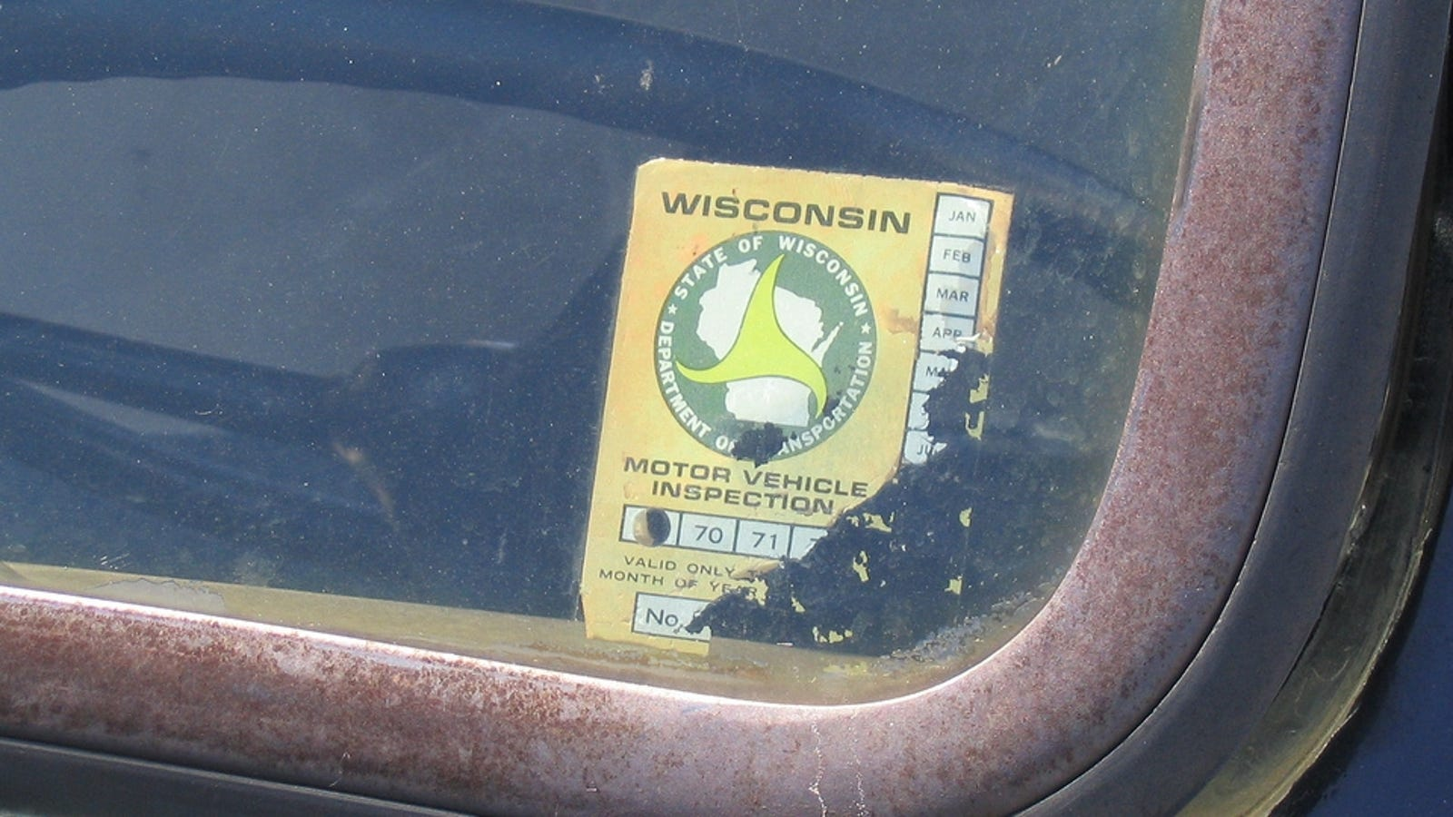 Remove Windshield Stickers Easier with a Cellphone Screen ...