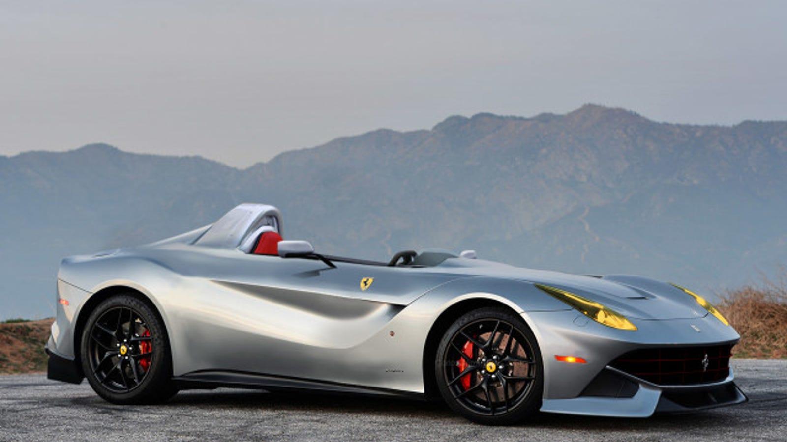 Progressive Dodge >> Ferrari F12 Monoposto