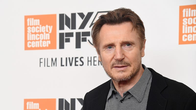 Illustration for article titled Liam Neeson offers new apology for that distressing rape revenge story