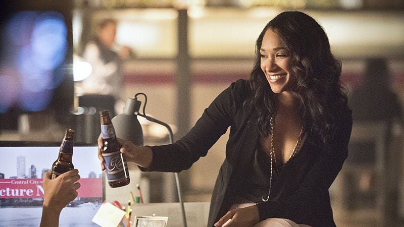Candice Patton/The CW