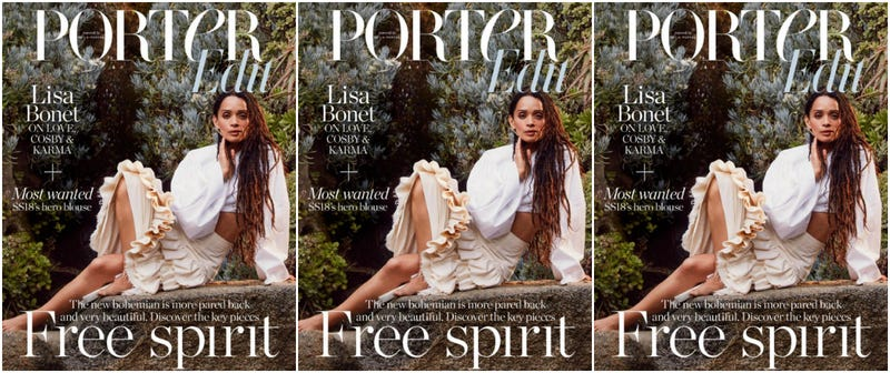 Illustration for article titled Lisa Bonet Just Showed Us What We Want Our Summer to Look Like