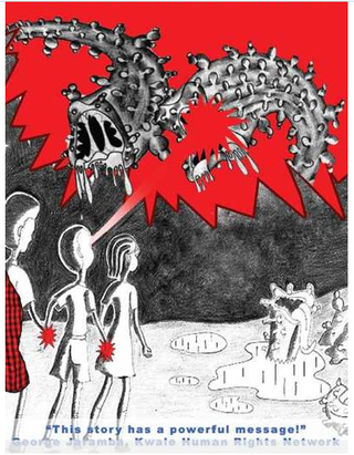 Illustration for article titled Kenya uses a science fiction book to teach children ethnic tolerance