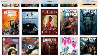 Illustration for article titled Hoopla Digital Now Lets You Check Out Ebooks and Comics for Free
