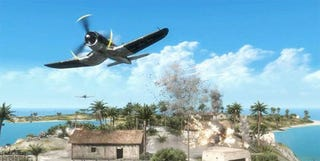 Illustration for article titled Battlefield 1943 Won't Be Out On PC This Year