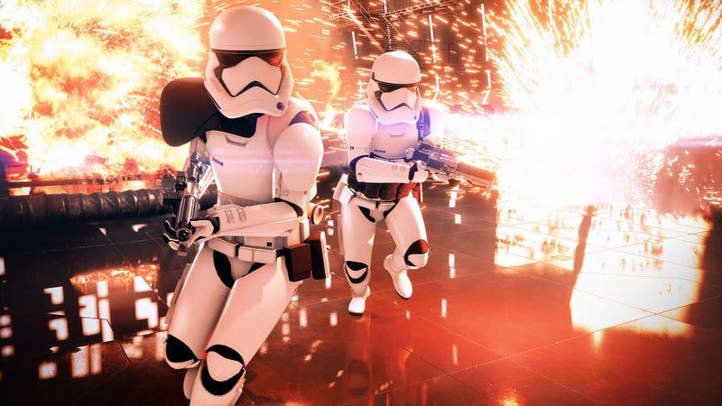 Screenshot: Star Wars Battlefront II/EA