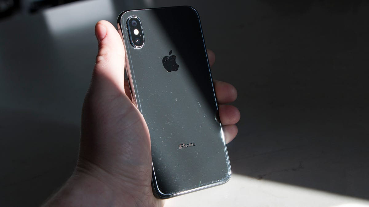 Iphone X Damage Report Two Months Later Spigen Case Air Skin Black